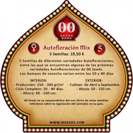 Autofloración Mix