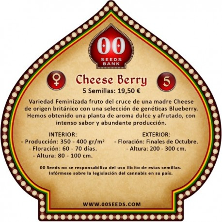 Cheese Berry fem