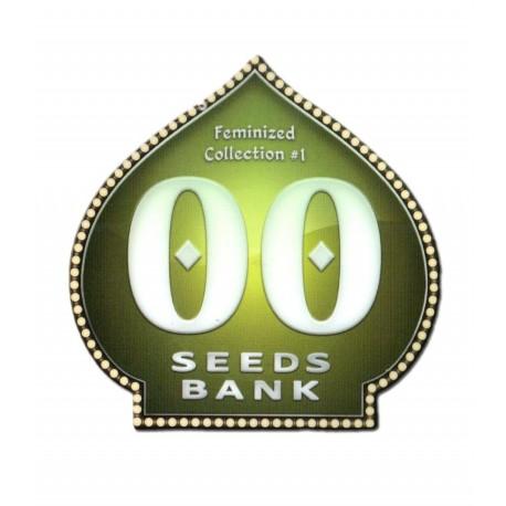Femenized Colección 1 - 00 Seeds