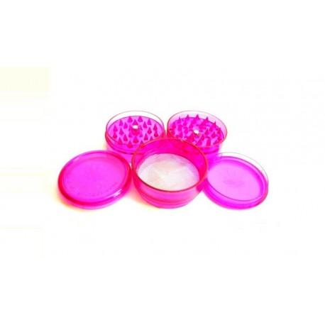 Grinder plástico Polinizador 50 mm