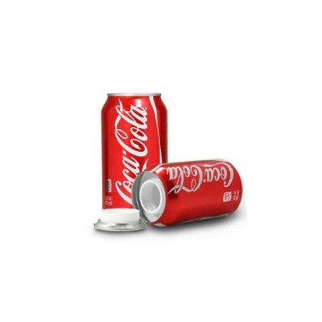 Camouflage Cola Can
