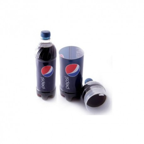 Camouflage Bottle Cola