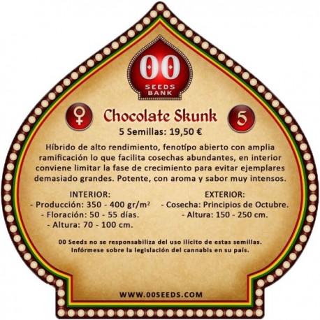 Chocolate Skunk fem