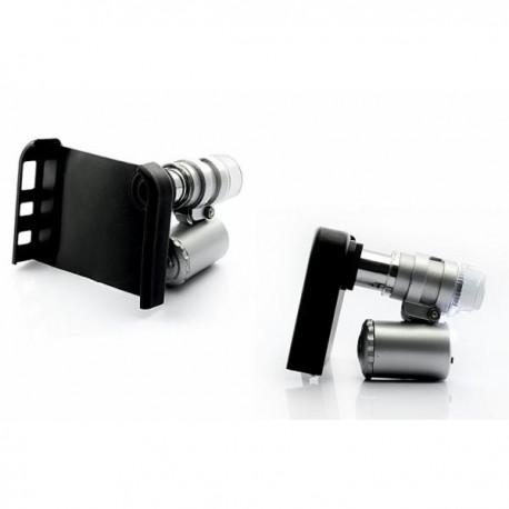 Lupa Mini 60X Led para Iphone