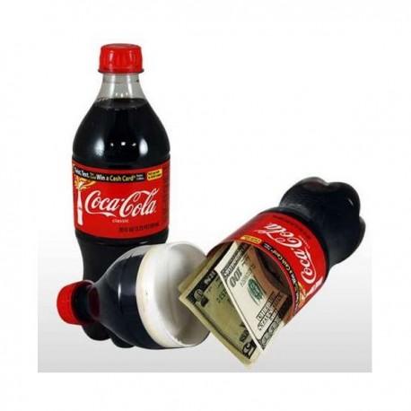 Botella Camuflaje C. Cola