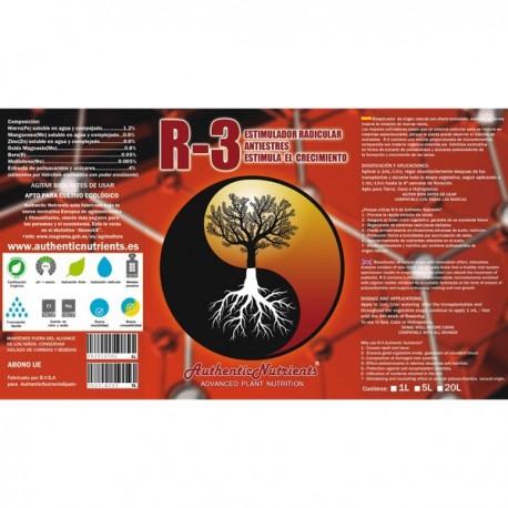 R3 Estimulante Radicular - Authentic Nutrients
