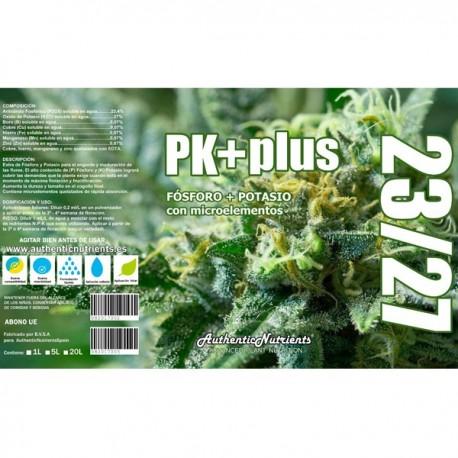 PK Plus + Microelementos