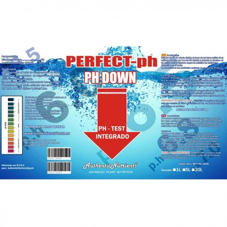 pH Perfect - Authentic Nutrients