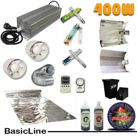 Kit Basic 400W