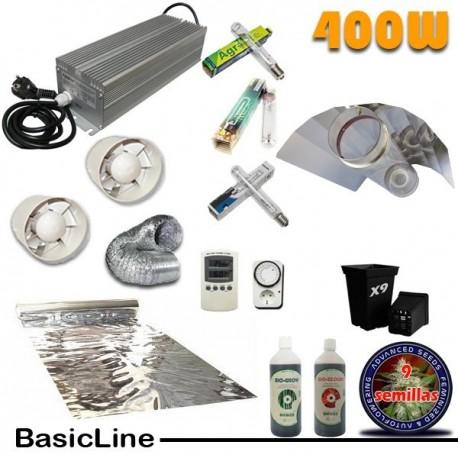 Kit Básico 400W