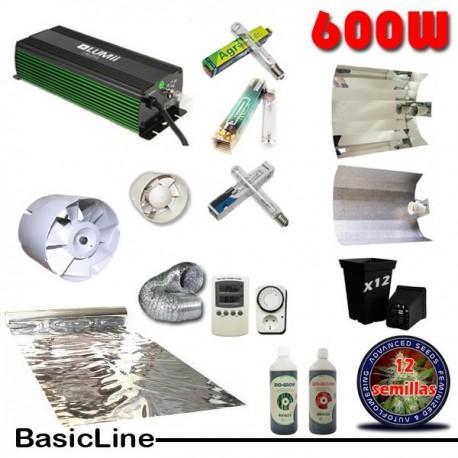 Kit Básico 600W