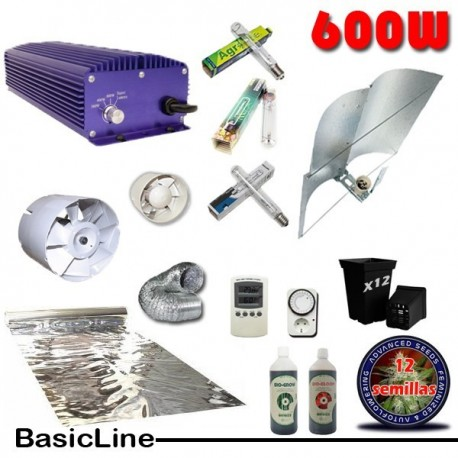 Kit Basic 600W