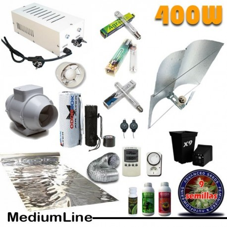 Kit Medium 400W