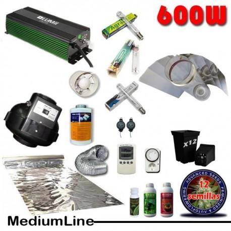 Kit Medium 600W