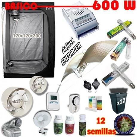 Basic Kit Box 600W