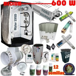 Growkit Medium Growbox 600W