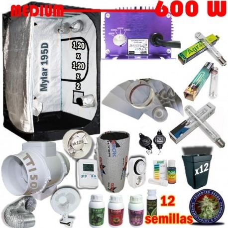 Kit SemiPro 600W