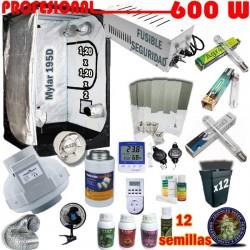 Growkit Professional Growbox 600W