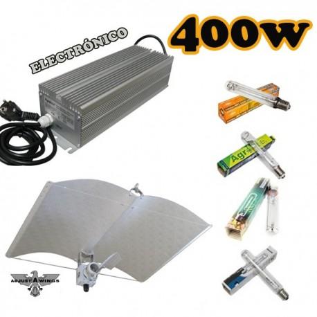 Kit Agrolite Electronico 400W