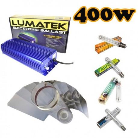 Kit Lumatek Regulable 400W