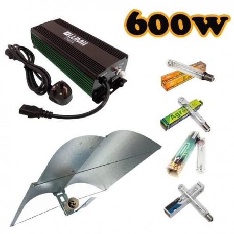 Kit Lumii Regulable 600W