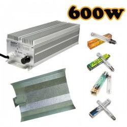 Kit Agrolite Regulable 600W