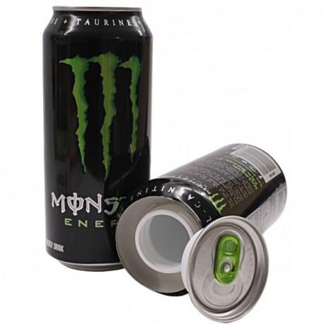Lata Camuflaje Monster