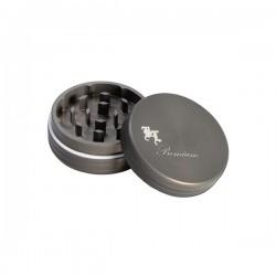 Grinder Aluminio Premium - Black Leaf