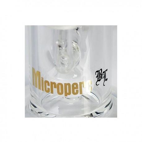 Pipa BHO Black Leaf Microperc