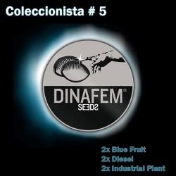 Pack 5 Dinafem