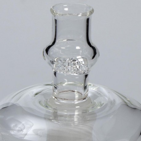 Bong Cristal Percolador Showerhead