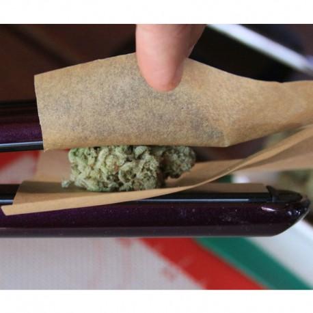 Plancha para Rosin Oil Black Leaf