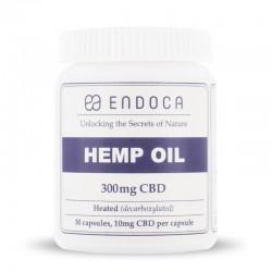 Capsules Hemp Oil CBD (3%) - 300mg