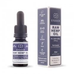 Aceite de Cañamo CBD + CBDa RAW (3%) - 300mg