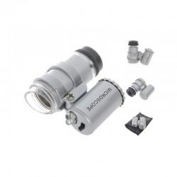 Microscopio Mini 60X Led