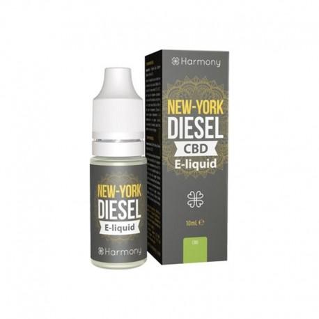 CBD E-Liquid NYC Diesel