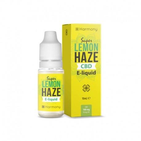 CBD E-Liquid Super Lemon Haze - Harmony