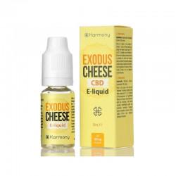 CBD E-Liquid Exodus Cheese - Harmony
