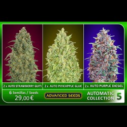 Automatic Collection 5 - Advanced Seeds