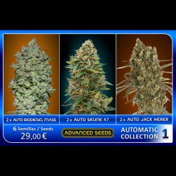 Automatic Collection 1 - Advanced Seeds