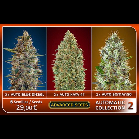 Automatic Collection 2 - Advanced Seeds