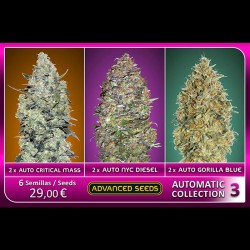 Automatic Collection 3 - Advanced Seeds
