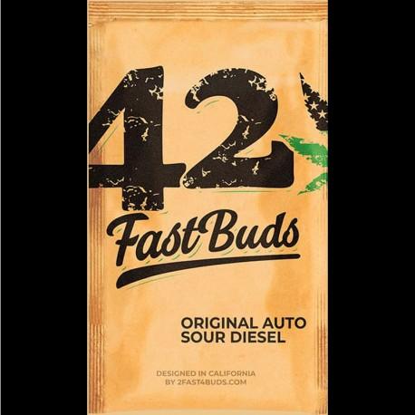 Sour Diesel Auto - Fast Buds Original Line