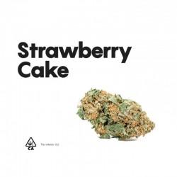 Strawberry Cake - Life CBD