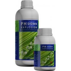 pH Down Explosion