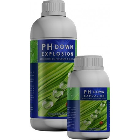 pH Down Explosion-controlador de pH-